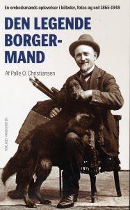 Omslaget til Den legende borgermand