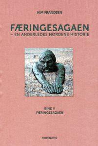 """Omslagsbillede til andet bind af """"Færingesagaen"""""""