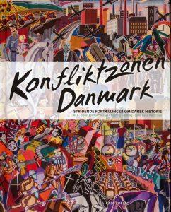 """Omslagsbillede til """"Konfliktzonen Danmark"""""""